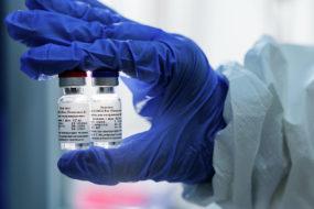 Прививка (вакцина) от коронавируса при витилиго
